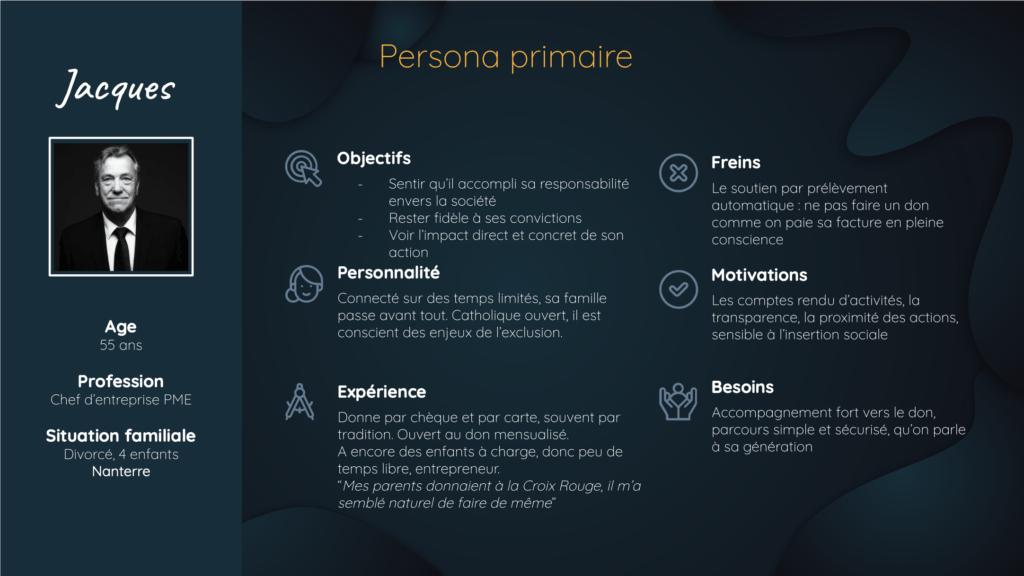 persona primaire